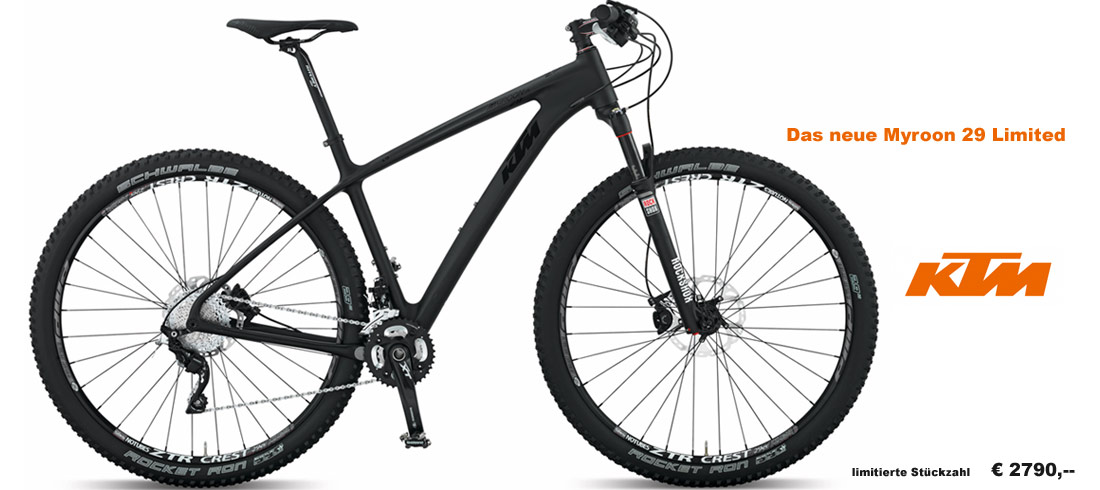 KTM Myroon 29 Limited Carbon
