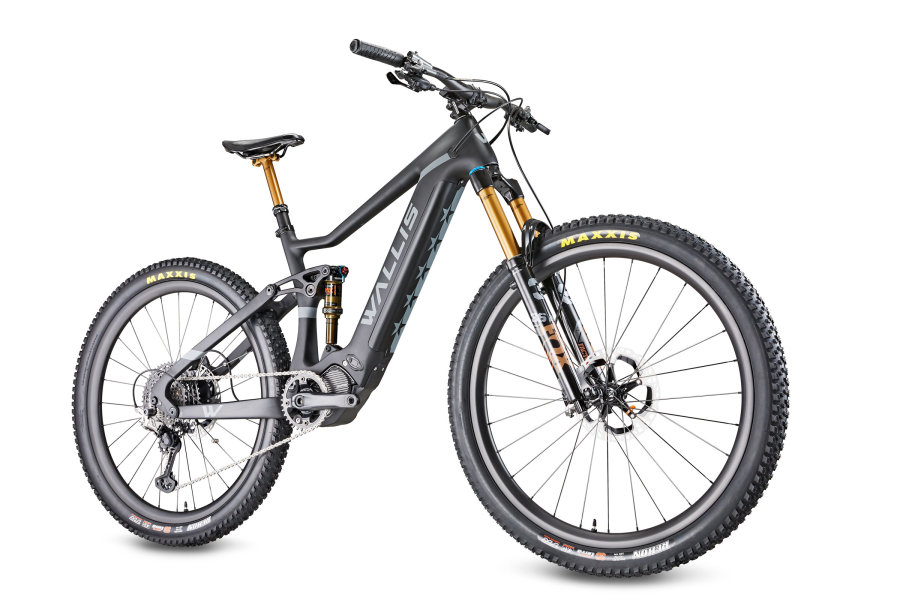 Wallis Carbon E-Allmountain SL