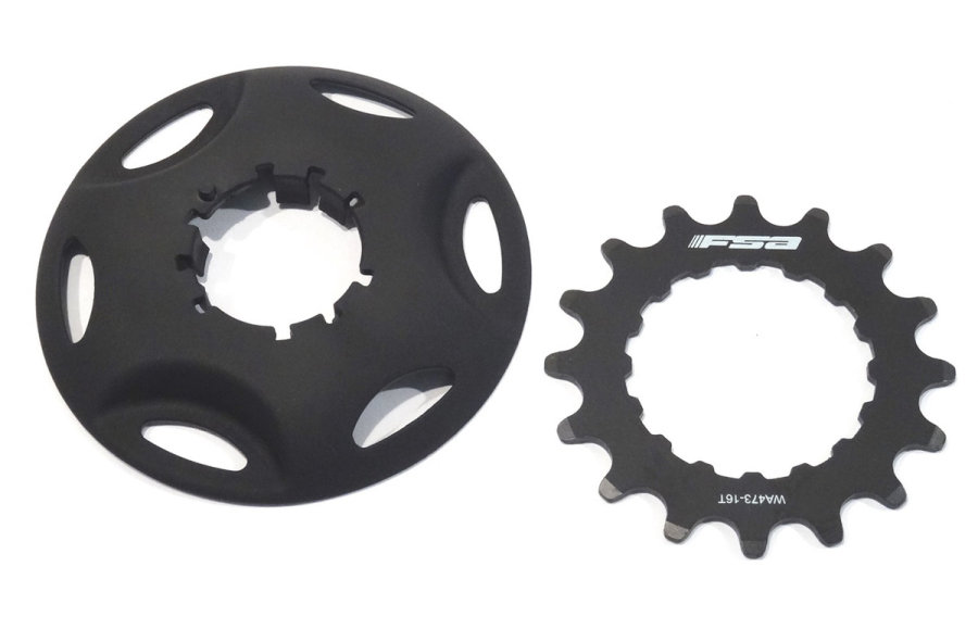 Scott E-Bike Kettenblatt + Schutz E-MTB 16 Zähne