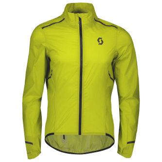 Scott Jacket Ms RC Weather WP sulphur yellow/black