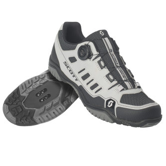 Scott Sport Crus-R Boa Reflective Schuh reflective black