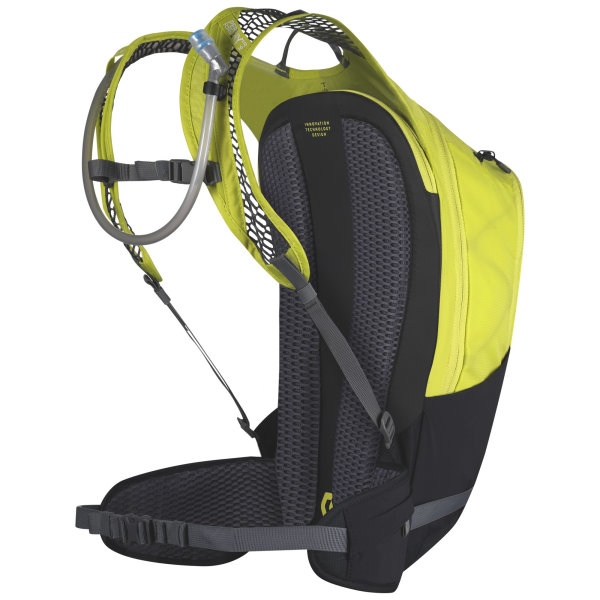 Scott Perform EVO HY 16 Rucksack sulphur yellow