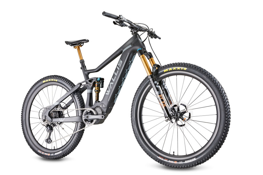Wallis Carbon E-Enduro 635