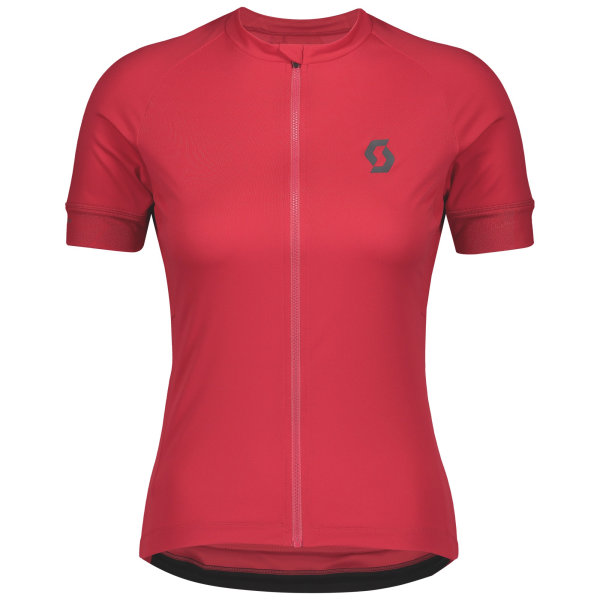 Scott Endurance 10 Damen-Shirt s/sl lollipop pink/dark grey