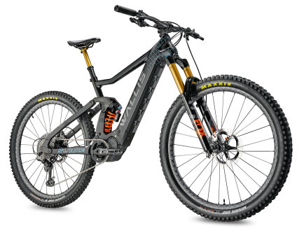 Wallis Carbon E-Enduro DHX M