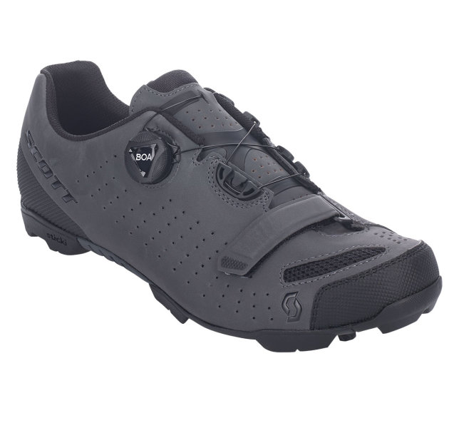 Scott MTB Comp Boa Reflective Schuh grey reflective/black