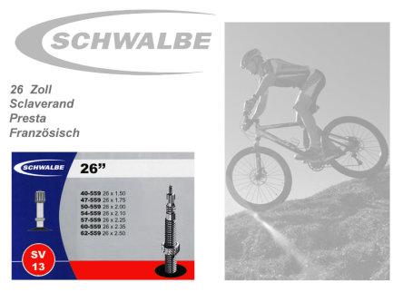 Schwalbe SV13 Schlauch