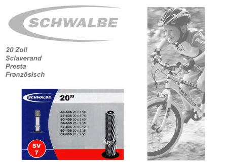 Schwalbe SV7 Schlauch