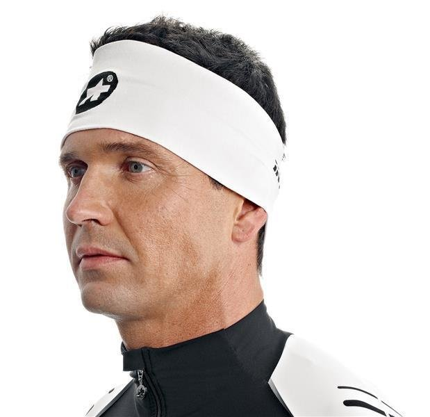 Assos Intermediate headband_S7 whitePanther